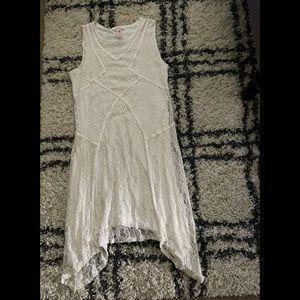 Sundance Floral Lace Dress